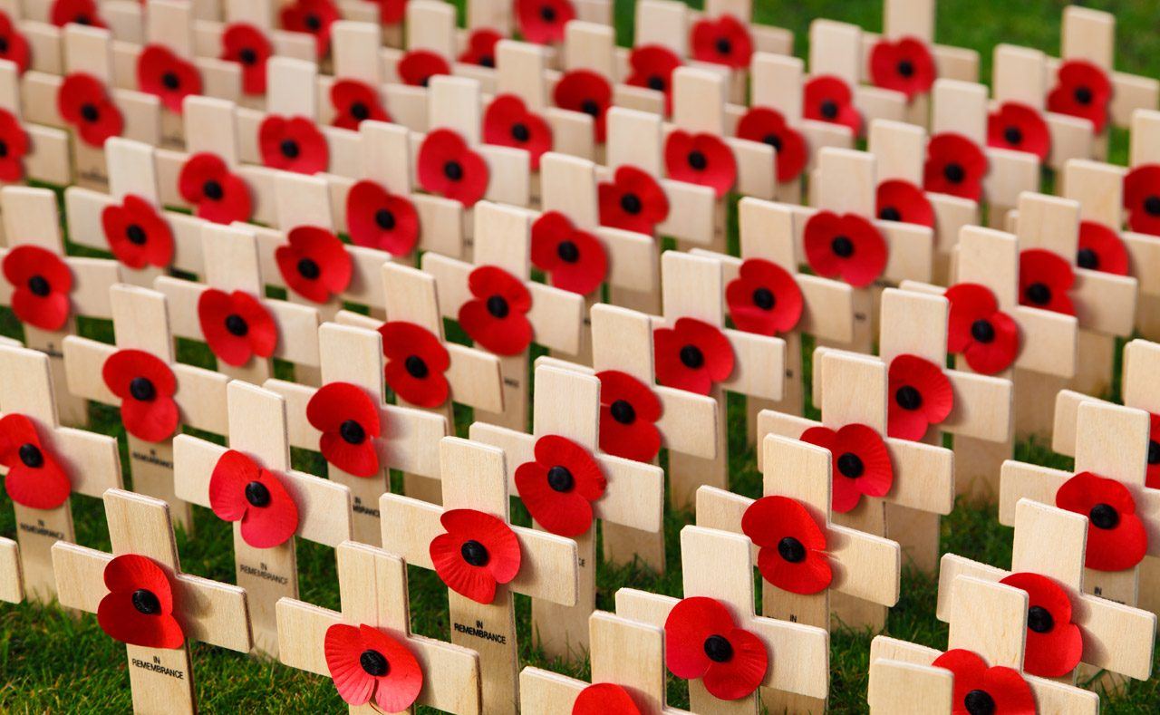 The Poppy Will Always Represent The Fight Against Hate